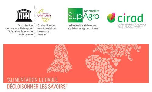 10e colloque annuel de la Chaire Unesco Alimentations du monde sur L'alimentation comme lien social